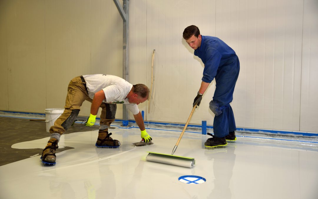Why Polyurea Coating Is Better Than Epoxy for Commercial Flooring